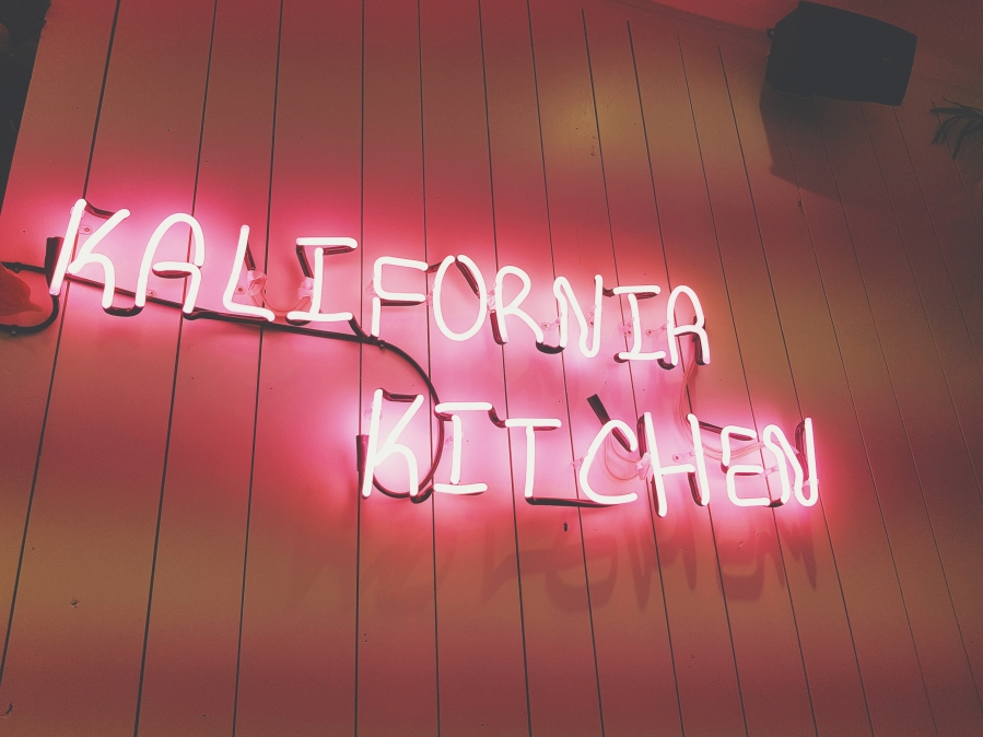 Eating My Way Through London: Kalifornia Kitchen