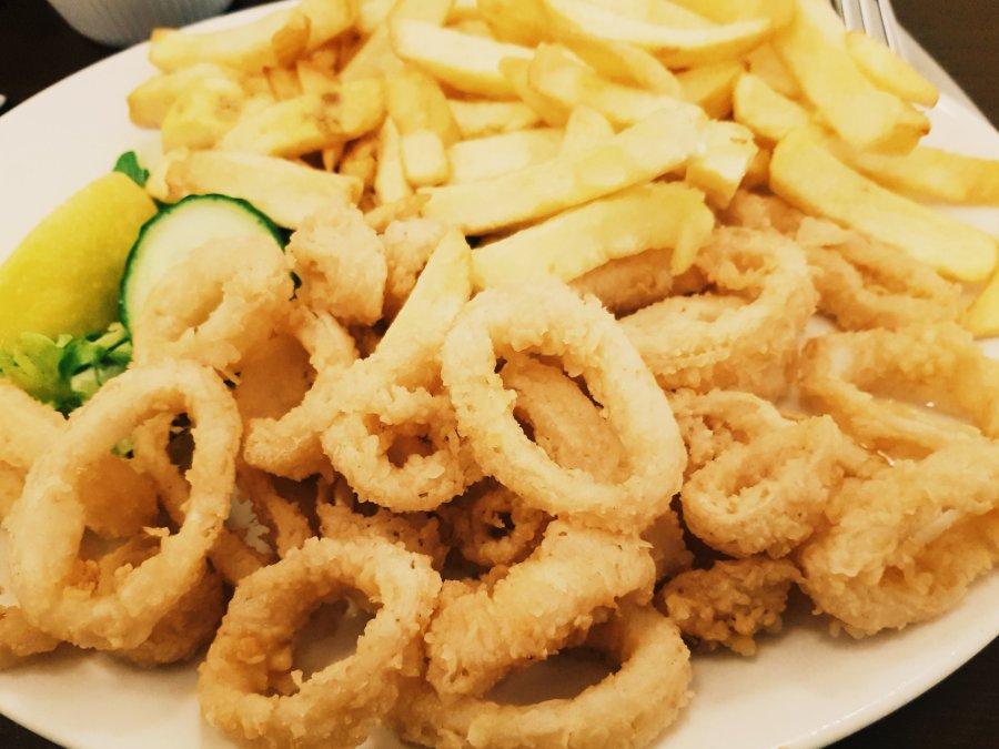 Sweet Treats and Seafood inBrighton